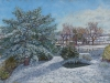 Rimpton under snow