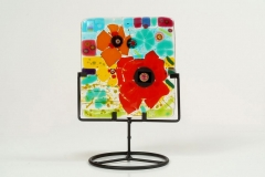 poppies-fused-glass