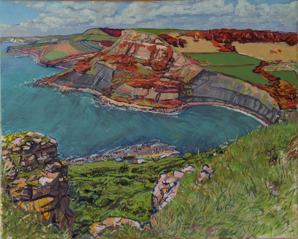 Chapmans-Pool-Swanage-Jurrasic-Coast-55x65-oic